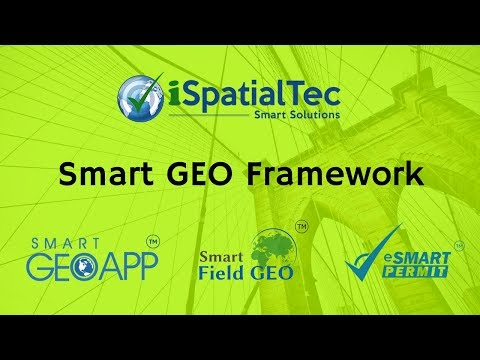 ispatialTec - Smart Geo Frameworks | Quickly build web & mobile-based Geo-Enabled applications