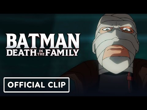 Batman: Death in the Family - Exclusive Official Clip (2020) Interactive Movie