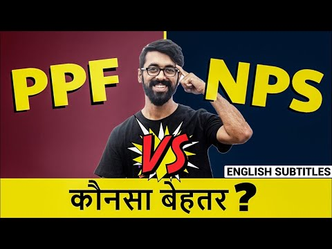 🔴NPS Vs PPF🟢 | Which Is A BETTER Retirement Plan? Ep#2 Financial Advice