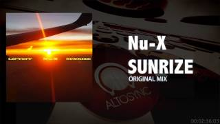 Nu-X - Sunrize - (Original Mix) - Neo-Trance