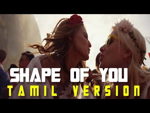 Tamil Album Songs Shape Of You - Red Pix Short Films