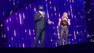 Helene Fischer & Gregory Porter - Purple Rain (Helene Fischer Show 2016)
