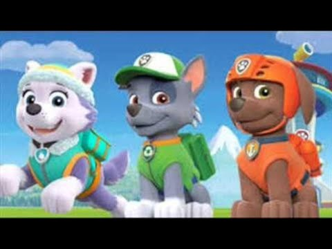 Paw Patrol Pups (Friendship Song  Full Version)
