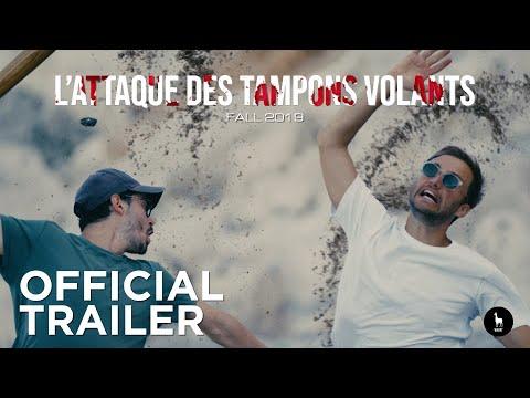 L'Attaque des Tampons Volants | Trailer [HD] | WHAAT