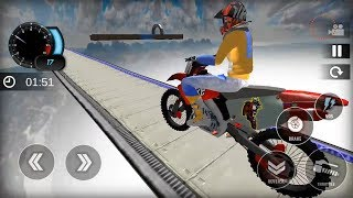 Impossible Bike Tracks Stunts Rider Android Gameplay Part 3