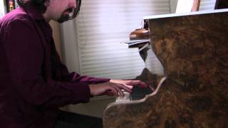 Bear McCreary - Wander My Friends - Solo Piano