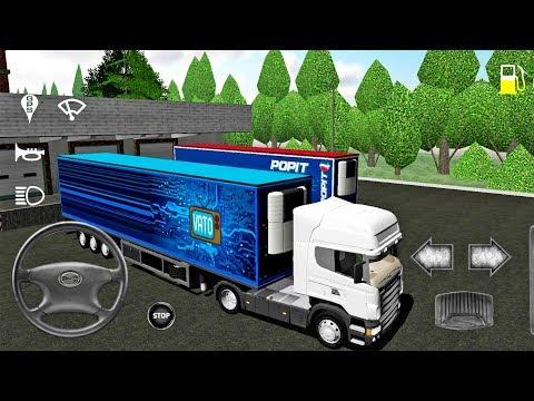 Cargo Transport Simulator #3 - Android IOS gameplay walkthrough