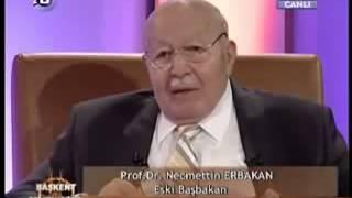 Necmettin Erbakan'ın Erdoğan Hakkında Düşünceleri