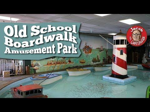 Timeless Seaside Boardwalk - Ocean City, MD