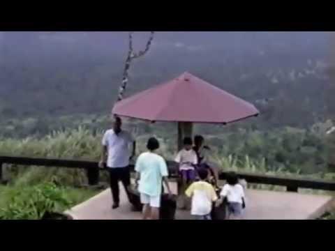 Mayon Volcano 1991