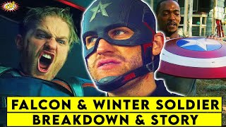 The Falcon & The Winter Soldier EP 5 BREAKDOWN & Details YOU MISSED || ComicVerse