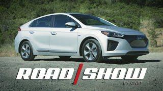 Hyundai Ioniq Electric strong on range, driving dynamics