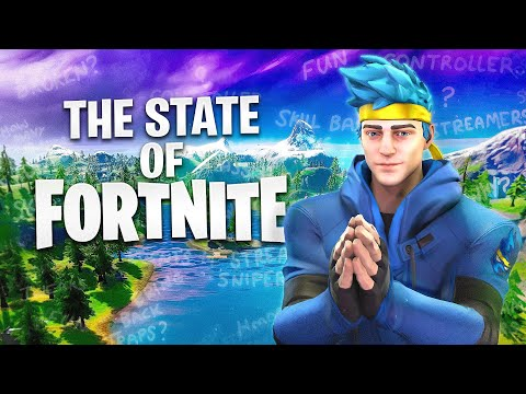 THE STATE OF FORTNITE.. MY THOUGHTS