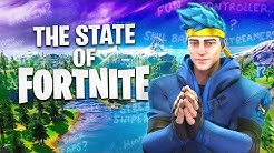 THE STATE OF FORTNITE. MY THOUGHTS