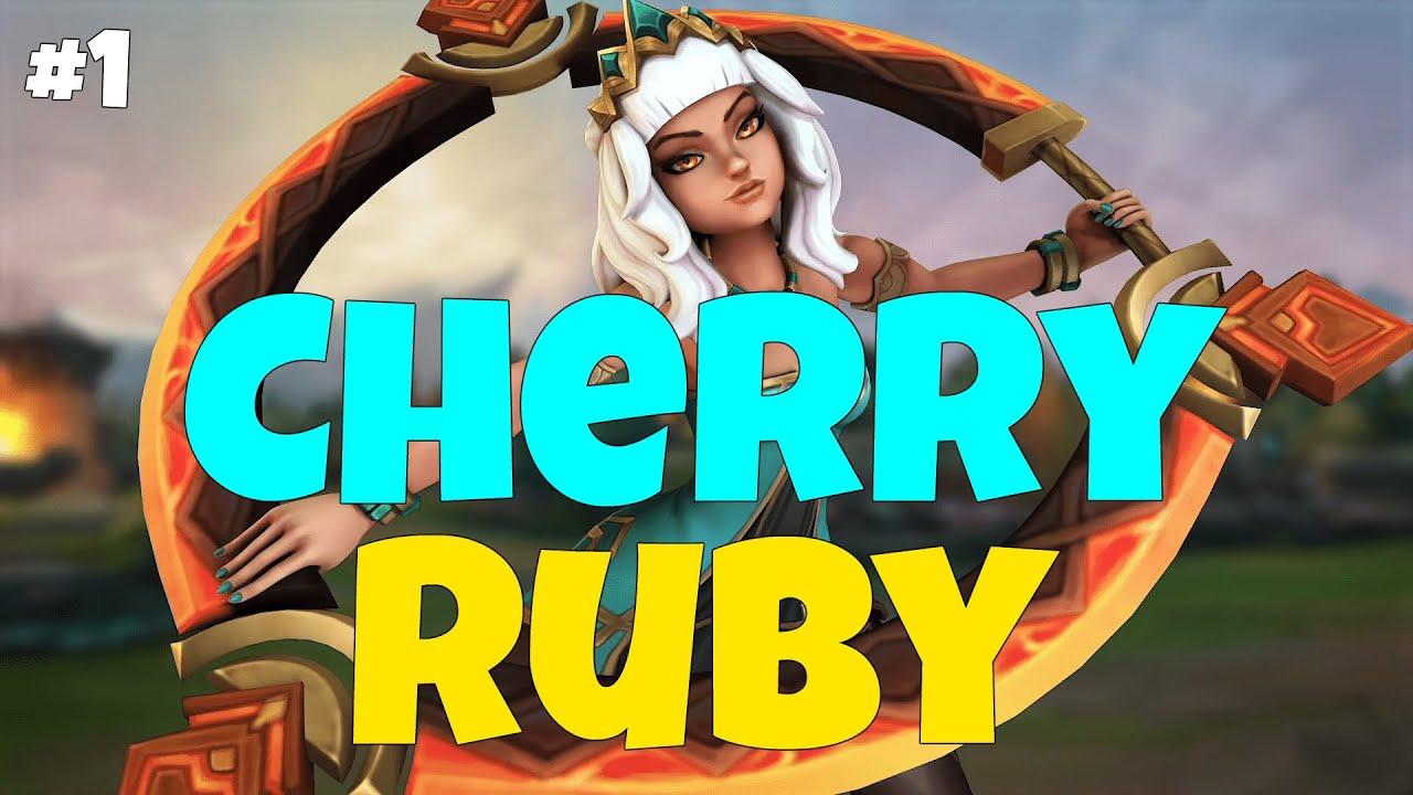 Cherry Ruby Game