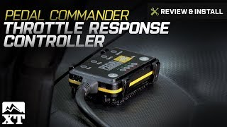 Jeep Wrangler Pedal Commander Throttle Response Controller (2007-2017 JK) Review & Install