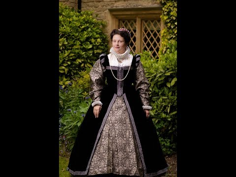Dressing up an Elizabethan lady  1570-80
