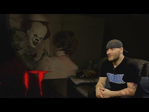 IT: Official Trailer 1 REACTION