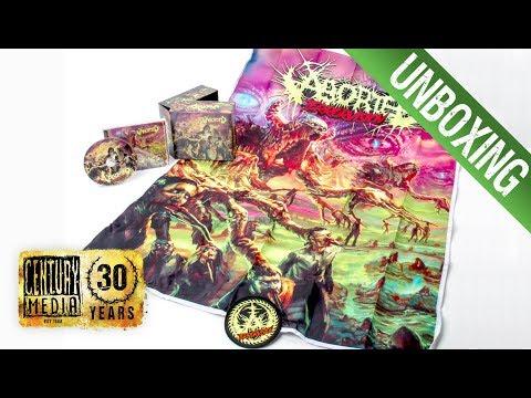 ABORTED - TerrorVision (Ltd. Box Set Unboxing)
