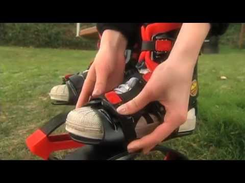 how to make anti gravity boots