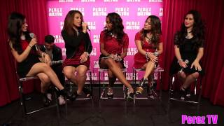"Fifth Harmony - ""Me And My Girls"" (Acoustic Perez Hilton Performance)"