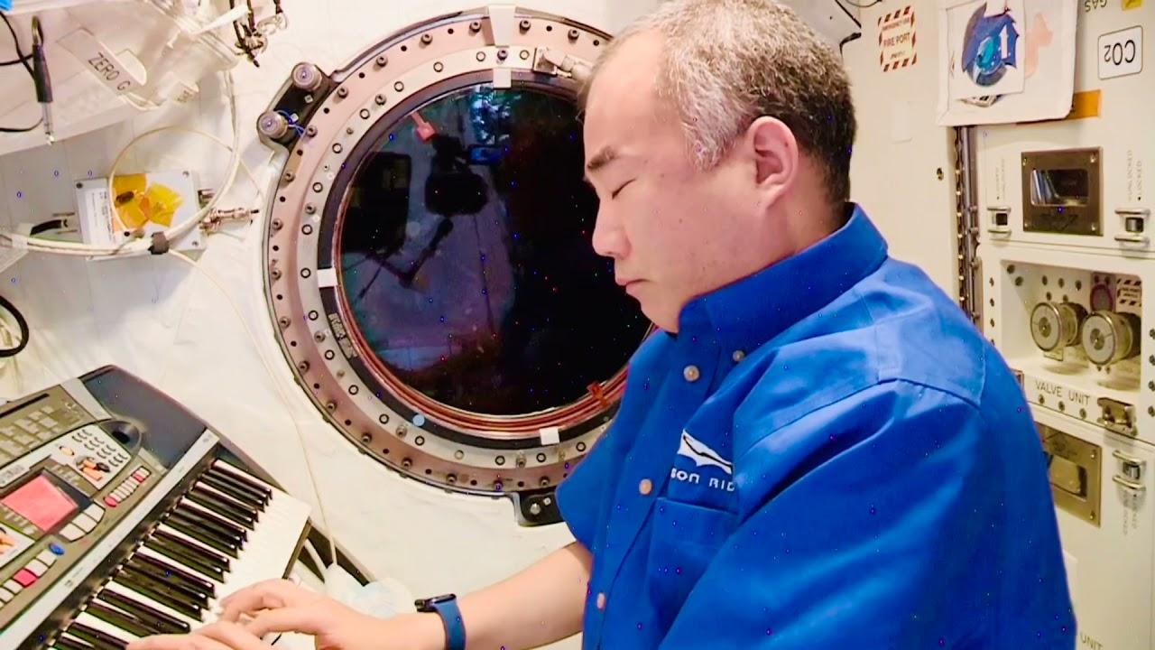 野口宇宙飛行士の宇宙暮らし FINAL ショパン 「別れの曲」