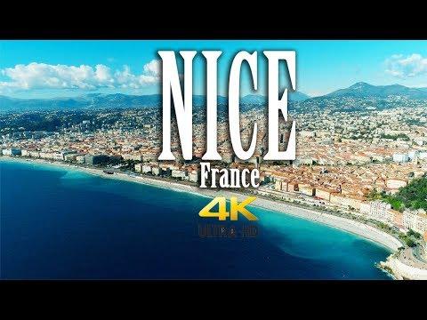 Nice France in 4K