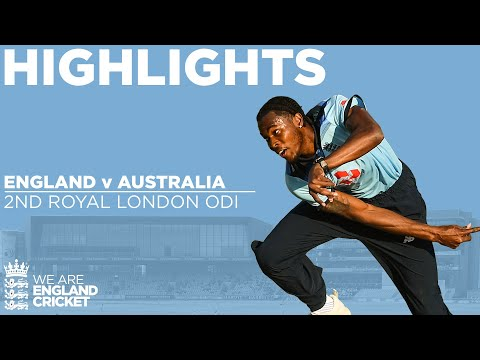 England v Australia - Highlights | England Complete Remarkable Comeback! | 2nd Royal London ODI 2020