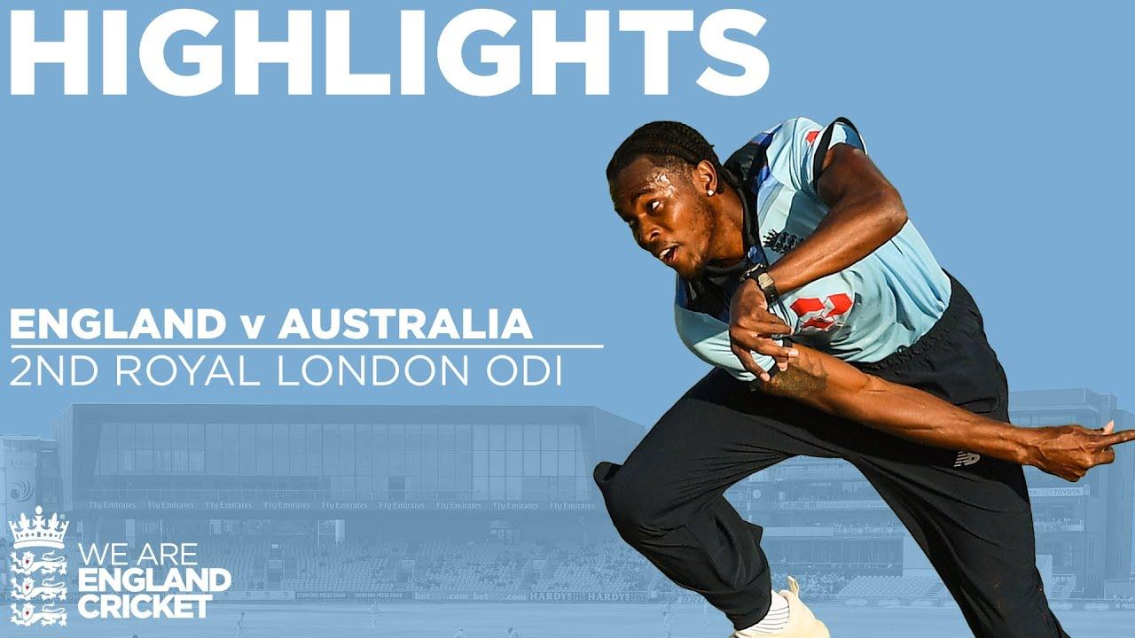 Download England v Australia - Highlights | England Complete Remarkable Comeback! | 2nd Royal London ODI 2020