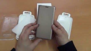 Чехол для Samsung Galaxy A7 SM-A710 (2016) Flip Wallet обзор