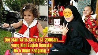 Download lagu 10 Artis Cil-ikkk Era 2000an yang Kini Sudaah Re-mmajaa, No 5 Bikkin Pannglinngg!
