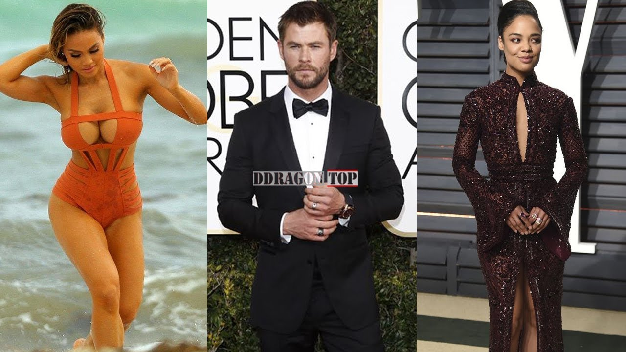 Men In Black 4 International Cast Chris Hemsworth Tessa Thompson Hombres De Negro Reparto 2019