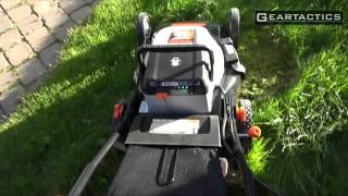 Remington RM212B 19 Inch 24 Volt Cordless Electric Lawn Mower Review  - GearTactics