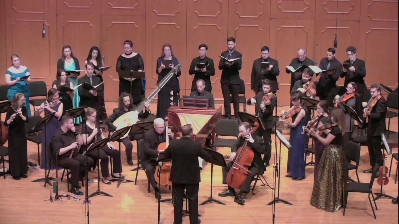 """Jean-Philippe Rameau – Finale from """"Les Sauvages"""" from """"Les Indes galantes"""""""