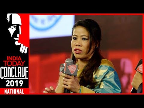 Mary Kom Speaks On Whether She Will Compete For India in Tokyo 2020 Olympics | IT Conclave 2019