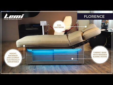 Florence Spa Table, Multifunctional Massage Equipment - Lemi Group