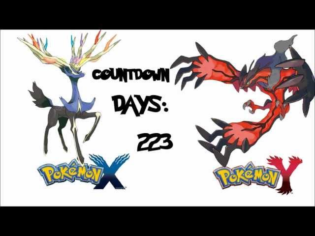 Pokemon Y & X Countdown : 223 : New  Eevee Evolution?