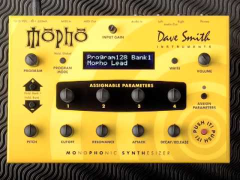 Review: MoPho Analog Synthesizer by Dave Smith Instruments