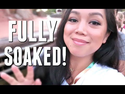 I GOT SOAKED! - June 21, 2017 -  ItsJudysLife Vlogs