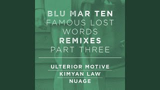 Famous Lost Words (Nuage Remix)