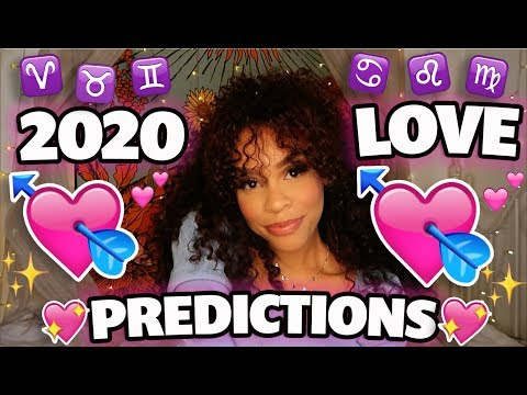 2020 💕 LOVE 💕 Predictions For Your ZODIAC Sign | 2020