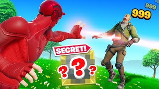 Epic added a SECRET *OP* Mythic in Fortnite!
