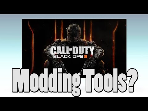 Black Ops 3 Will Offer Modding Tools In The Game