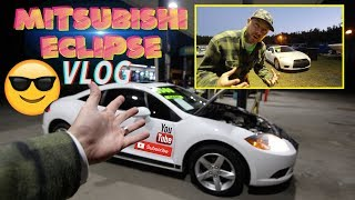 Here's a Mitsubishi Eclipse w/80,000 Miles, BUT Has A MAJOR Problem!?!?!