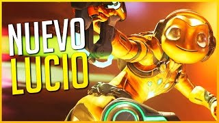 Video OVERWATCH: THE NEW LUCIO IS HERE (MORE DINAMIC) | Makina download MP3, 3GP, MP4, WEBM, AVI, FLV Mei 2018