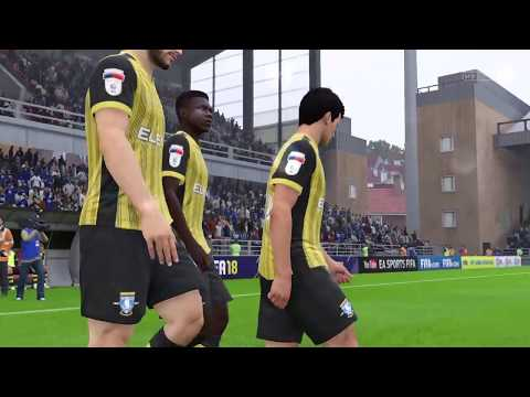Sheffield Wednesday Career Mode | Season Two | Birmingham City V Sheffield Wednesday