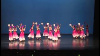 第51屆學校舞蹈節 佛教中華康山學校 - 手鼓舞(新疆)