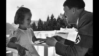 Как сложилась судьба любимой девочки Гитлера,когда раскрылась правда