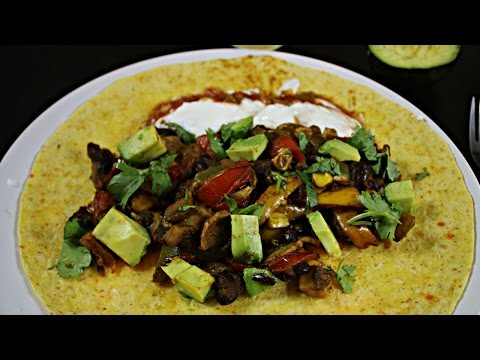 The Ultimate Vegetarian Fajitas Recipe