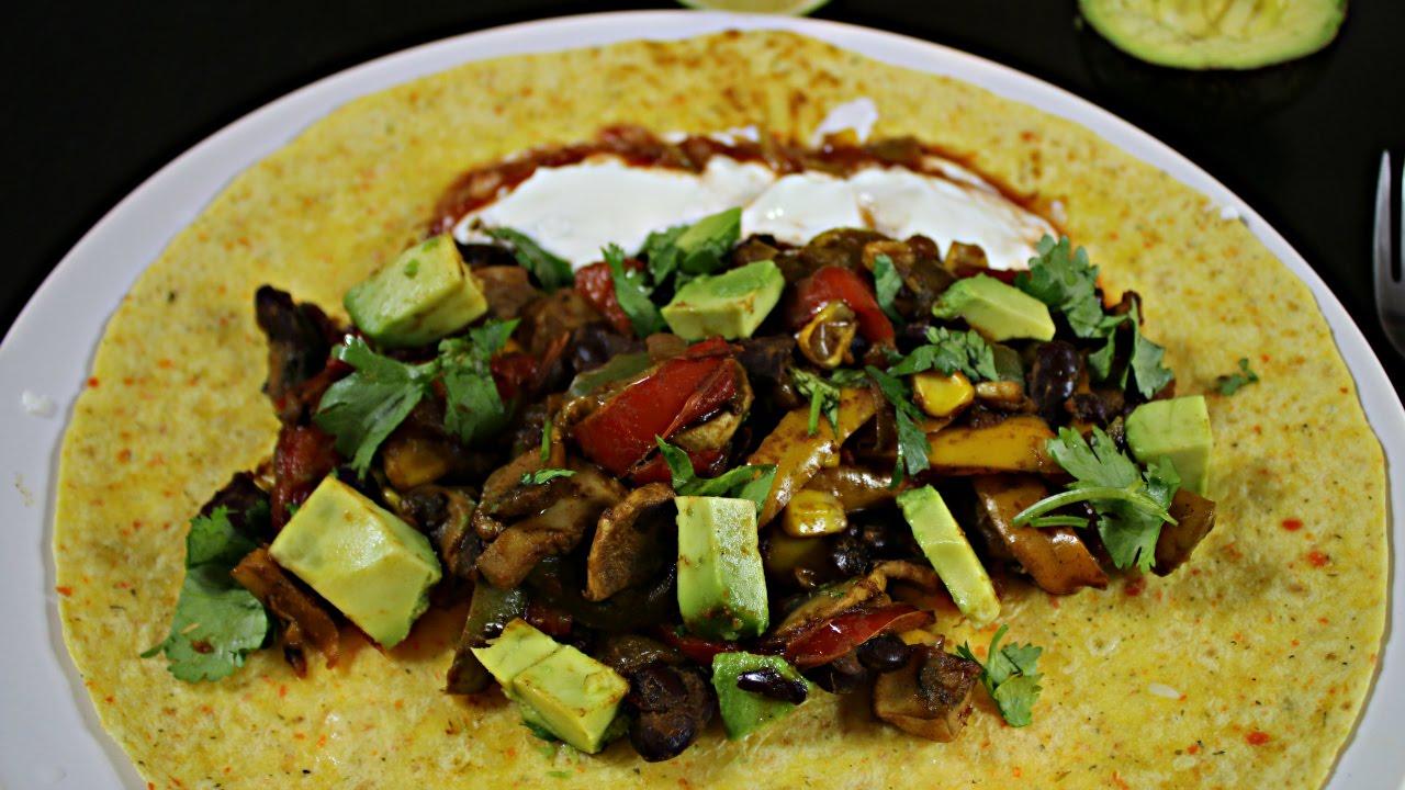The Ultimate Vegetarian Fajitas Recipe